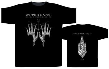 Gates, 'At Savaşı Reality' T-Shirt-YENI & RESMI Ile